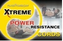Pilates Power Gym Xtreme Power Resistance Cords