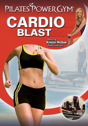 Pilates Power Gym Cardio Blast DVD