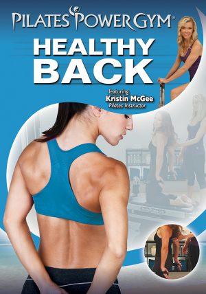 Pilates Power Gym Healthy Back DVD