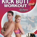 Pilates Power Gym Kick Butt Workout DVD