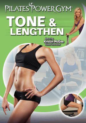 Pilates Power Gym Tone & Lengthen DVD