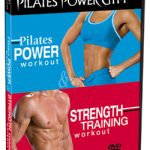Pilates Power Workout & Strength Training DVD