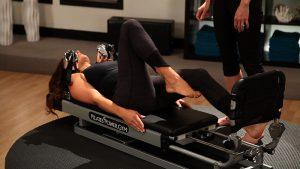 Pilates Power Gym Pro Rebounder Workout