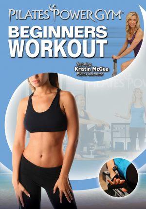 Pilates Power Gym Beginners Workout DVD