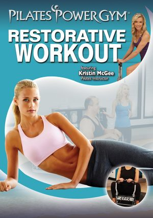 Pilates Power Gym Restorative Workout DVD