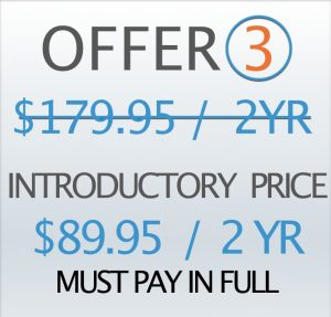 The Fitness Channel 2 Year Membership